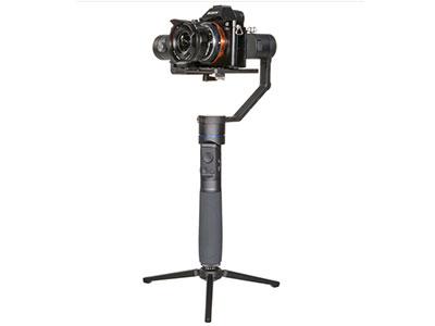 百诺 R1 单手持稳定器 VLOG单反微单相机手机视频稳定器