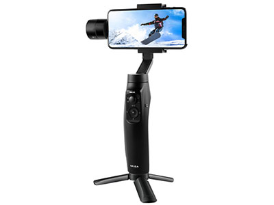 魔爪 Mini-MI 手持云台稳定器 vlog视频直播无线充电手机稳定器