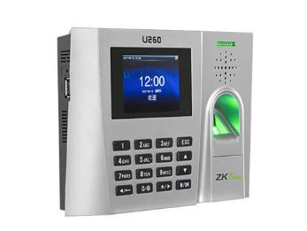 中控 指纹识别考勤终端U260 2.8寸高清彩屏 用户数1000人 指纹容量3200枚记录容量120000条