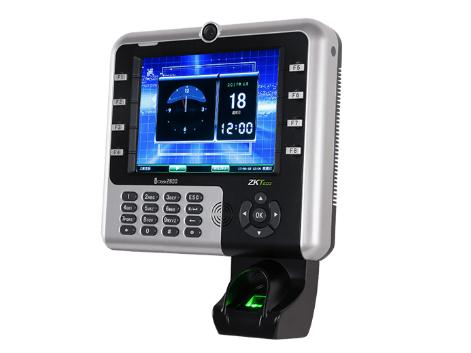 中控 指纹识别考勤终端iClock2800 8寸高清TFT彩屏 用户数10000人指纹容量8000张记录容量20万条