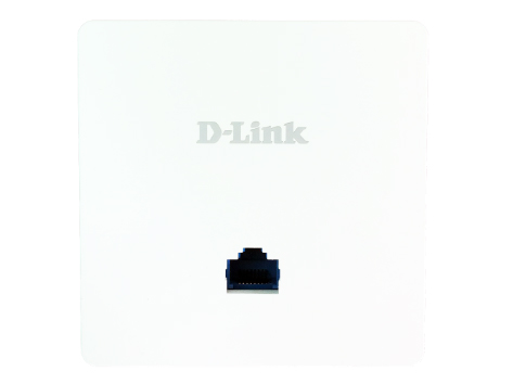 D-LINK DI-700WF 802.11ac 750M面板式无线AP 持标准POE供电,支持AC统一管理