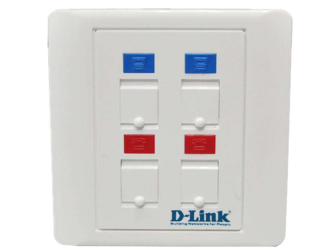 D-LINK 面板 DCTIO4MUPOUT