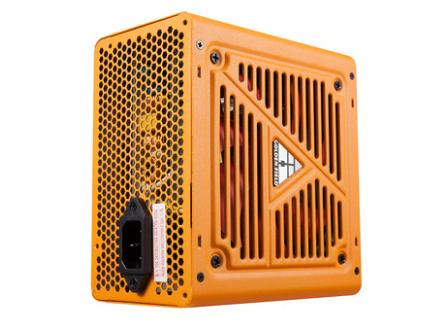 金河田战刀680电脑电源台式机铜牌认证静音主机电源500w峰值600w