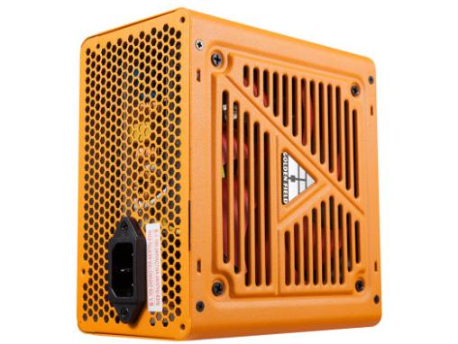 金河田战刀580电源台式机400w静音铜牌认证主机电脑电源峰值500w
