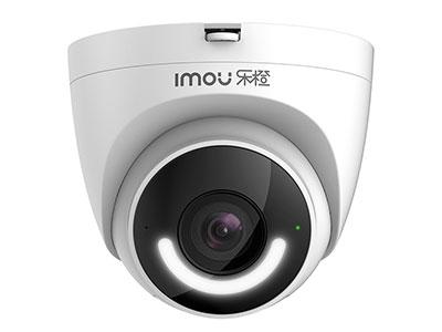 乐橙 TE3-AI智能声光警戒防水摄像机  AI人形检测 | 声光警戒 | 主动防御 | 1080P高清 | 30米红外夜视 | 双向语音对讲