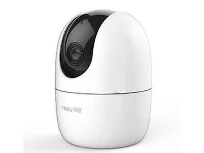乐橙  TP2-智能AI人形检测全景摄像机  智能AI人形检测 主动防御报警 智能追踪 异常音提醒 1080P高清 红外夜视