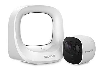 乐橙 TF7B+S7-W全无线互联网电池摄像机  无需布线 随意安装