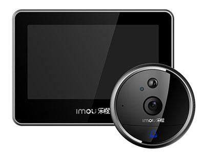 乐橙  VD2-1080P高清智能猫眼【高级触控版】  4.3寸高清触摸屏 | 1080P | 远程可视对讲 | 人体感应告警