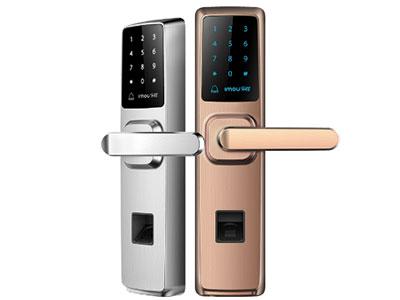 K4S—乐橙互联网指纹密码锁智能锁  APP管理 | 信息推送 | 生物指纹 | 家居联动