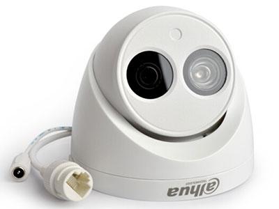 大华  监控摄像头100万红外半球网络摄像机高清夜视DH-IPC-HDW1020C