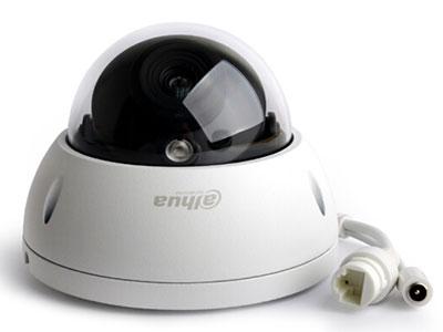 大华H.265摄像机网络半球200万防暴监控摄像头POE供电 DH-IPC-HDBW1230R