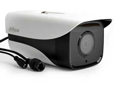 大华  400万POE双灯高清摄像头星光级夜视监控摄像机 DH-IPC-HFW4443M-I2 镜头12MM