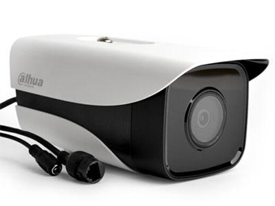 大华  400万POE摄像头H.265高清星光级夜视红外摄像头 DH-IPC-HFW4443M-I1