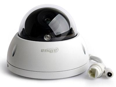 大华 200万H.265防暴半球1080P网络摄像头 高清红外夜视监控器DH-IPC-HDBW1235R