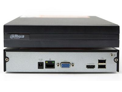 大华  监控硬盘录像机H.265编码存储减半1080P高清NVR监控主机 DH-NVR1104HC-HDS3