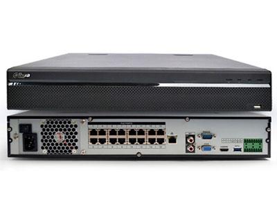 大华  16路POE网线供电H.265高清网络录像机NVR监控一体机4盘位DH-NVR4416-16P-HDS2
