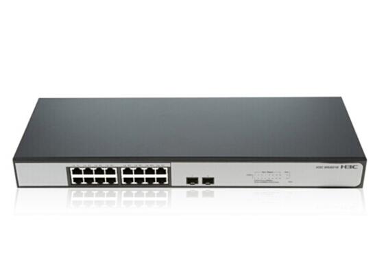 H3C MS4016:16口千兆监控级