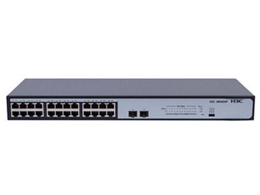 H3C MS4024P:24口千兆监控级