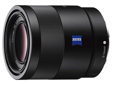 郑州东昌数码科技有限公司特价推荐:索尼(SONY)Sonnar T* FE 55mm F1.8 ZA