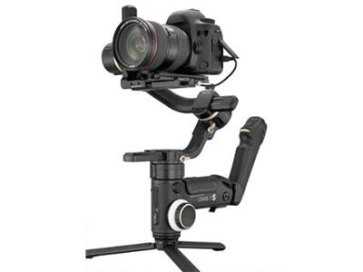 智云稳定器 微单相机 单反 手持云台 Vlog拍摄 三轴防抖云台 智云Crane云鹤 3SE