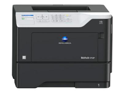 美能达  bizhub 4702P A4黑白多功能一体机 优选配置:紧凑机身、无线网络功能、大容量纸盒 高速文印:高速输出、丰富的打印功能、高清输出 节能环保:节能模式、TEC 值