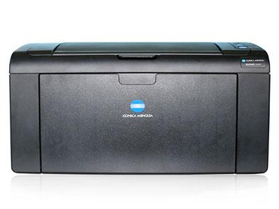 美能达  bizhub 2200P 黑白激光单功能打印机 时尚小巧,节省空间 打印速度高达22页/分钟 首页输出时间7.8秒 支持无线连接 支持通过移动终端(安卓系统)实现文印作业