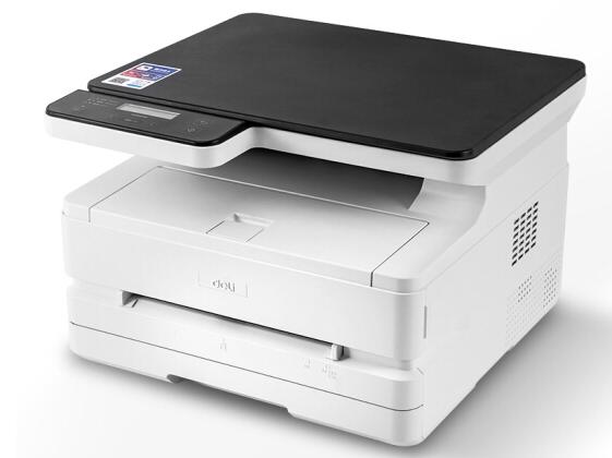 得力 M2500DW 云打印无线wifi黑白激光打印机 家用办公大容量打印复印扫描三合一打印一体机