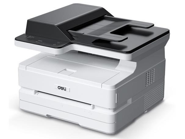 得力 M2500ADNW 云打印无线wifi激光打印机 商用大容量打印复印扫描三合一多功能一体机