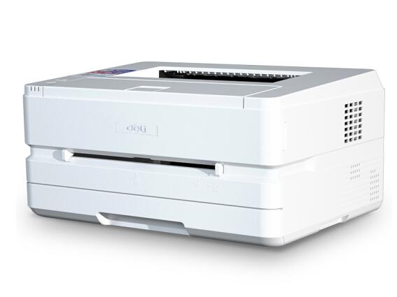 得力 P2500DN 云打印黑白激光打印机 家用办公商用大容量黑白打印机