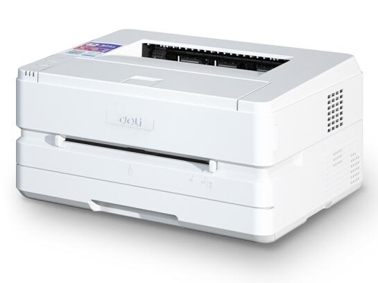 得力 P2500DW 云打印无线wifi激光打印机 家用办公商用大容量黑白打印机