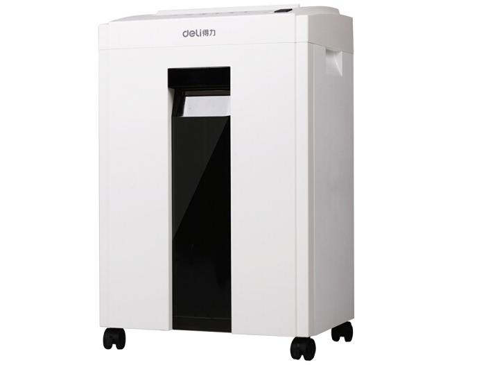 得力 9952 智能专业办公商用碎纸机文件颗粒粉碎机