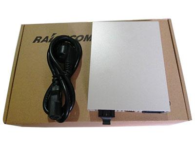 瑞斯康达  光纤收发器