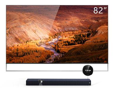 創維 82Q80 82英寸4K超高清HDR 超大屏物聯網 網絡WIFI 液晶平板電視機