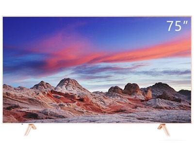創維 75G25   75英寸4K超高清電視 人工智能語音 超大屏電視