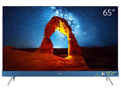 創維  65G20   65英寸超薄全面屏 4K超高清液晶電視機