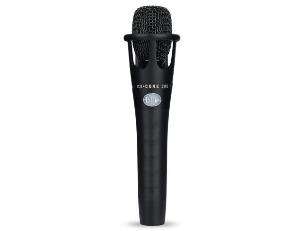 Blue  e300专业直播主播喊麦网络K歌录音话筒设备