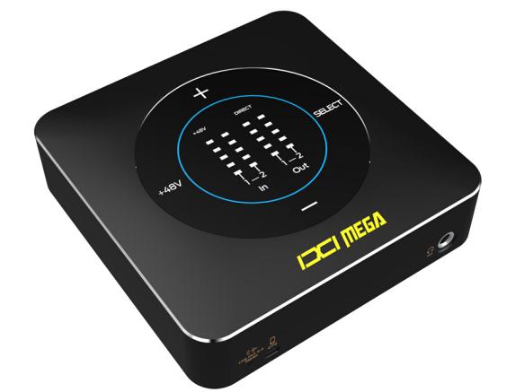 IXI MEGA M4 外置声卡 USB外置电脑声卡 专业电脑手机斗鱼抖音快手直播设备