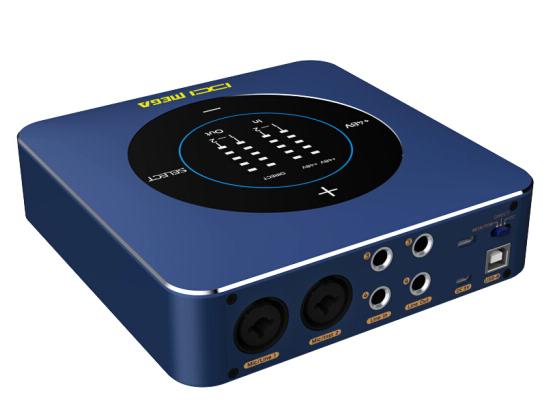IXI MEGA M6 USB外置电脑声卡 专业电脑手机斗鱼抖音快手直播设备