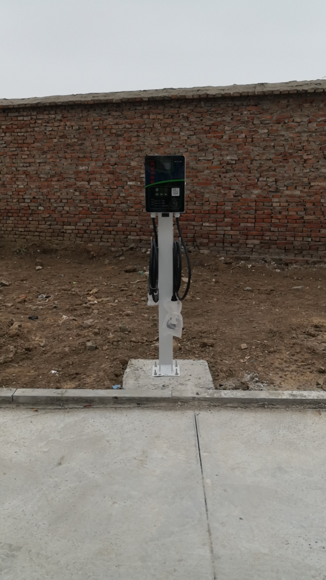 新能源电动汽车交流充电桩7千瓦32A快速充电免接地