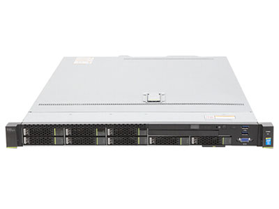 華為 1288H V5 服務器 主機規格1U機架式 處理器Intel至強可擴展處理器鉑金/金牌/銀牌/銅牌 最大處理器數量2顆 芯片組IntelC622 內存24個內存插槽,最高2933MT/s 本地存儲最大10個2.5寸硬盤或最大4個3.5寸硬盤 RAID支持選配支持RAID0、 1、 10、 5、 50、 6、 60等,支持Cache超級電容保護 網絡板載網卡: 2個10GE接口+2個GE接口 PCIE槽位最大5個PCIE 3.0擴展槽位 電源最大兩個電源,1+1冗余 管理iBMC芯片集成