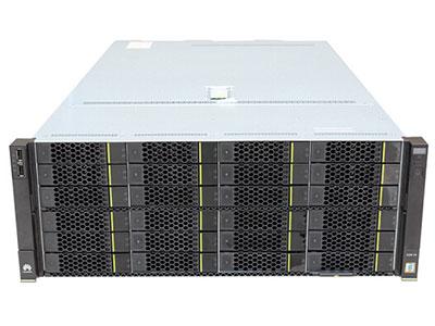 """華為 5288 V5 服務器 主機規格4U機架式 處理器Intel至強可擴展處理器鉑金/金牌/銀牌/銅牌 最大處理器數量2顆 芯片組IntelC622 內存24個內存插槽,最高2933MT/s 本地存儲""""前端:可以配置24個3.5英寸SAS/SATA硬盤 內置:可以配置4個3.5英寸SAS/SATA硬盤 后端:可以配置16個3.5英寸SAS/SATA硬盤+4個2.5英寸SAS/SATA/NVMe硬盤"""" RAID支持選配支持RAID0、 1、 10、 5、 50、 6、 60等,支持Cache超級電容保護"""