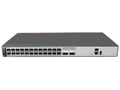 """華為 S6720S-26Q-LI-24S-AC 交換機 """"交換容量≥1.28Tbps,包轉發率≥480Mpps 24×10GE SFP+端口,2×40GE QSFP+端口; 支持4K個VLAN,支持Guest VLAN、Voice VLAN,支持基于MAC/協議/IP子網/策略/端口的VLAN,支持VLAN mapping交換功能,支持基本、靈活QinQ功能; 靜態路由、RIP 、OSPF,支持VRRP,支持策略路由,支持路由策略。"""""""