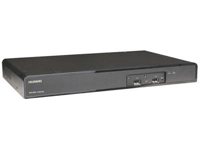 """華為  AR1220C-S  路由器 """"帶機量:300臺PC,轉發性能:2Mpps;整機交換容量:10Gbps 固定WAN接口:4×GE +1×GE光,8×GE(支持切換為WAN口); 支持管理的AP12個(4 AP免費)"""""""