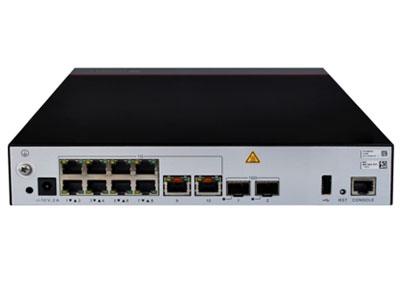 華為 AirEngine 9700S-S AC控制器  10個千兆以太口,2個萬兆SFP+,AC/DC 電源適配器,最大管理64個AP,轉發性能,4Gbit/s,最大接入用戶2K