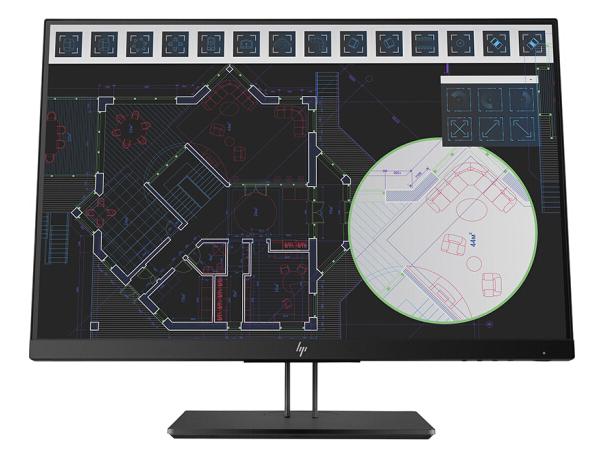 HP Z24i 24-inch IPS屏幕 显示器