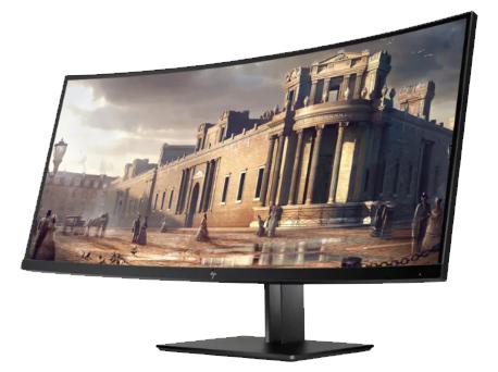 HP Z38c 37.5-inch Curved 曲面屏 显示器 37.5寸 3840 x 1600