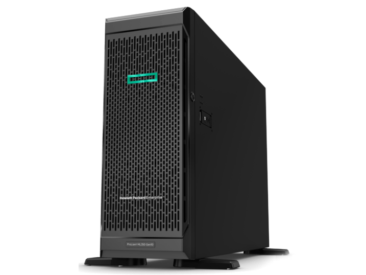 HPE Proliant ML350 G10 4208 1P 16GB-R E208i-a 4LFF 1X500W RPS Serv