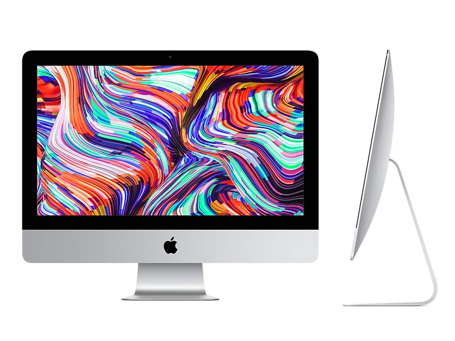 苹果 21.5 英寸 iMac  3.6GHz 四核处理器 1TB 存储 视网膜 4K 显示屏