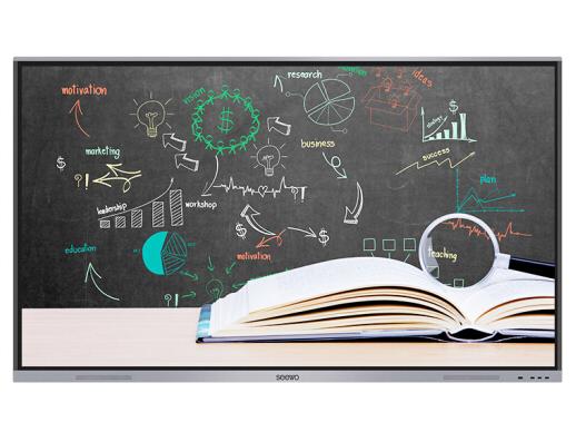希沃 MC65FEA  65英寸 教学一体机 交互式智能电子白板触控一体机
