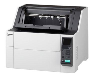 松下 KV-S8130 高速扫描仪A3彩色双面馈纸